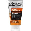 L'oreal Men Expert Hydra Energetic Face Wash 100ml