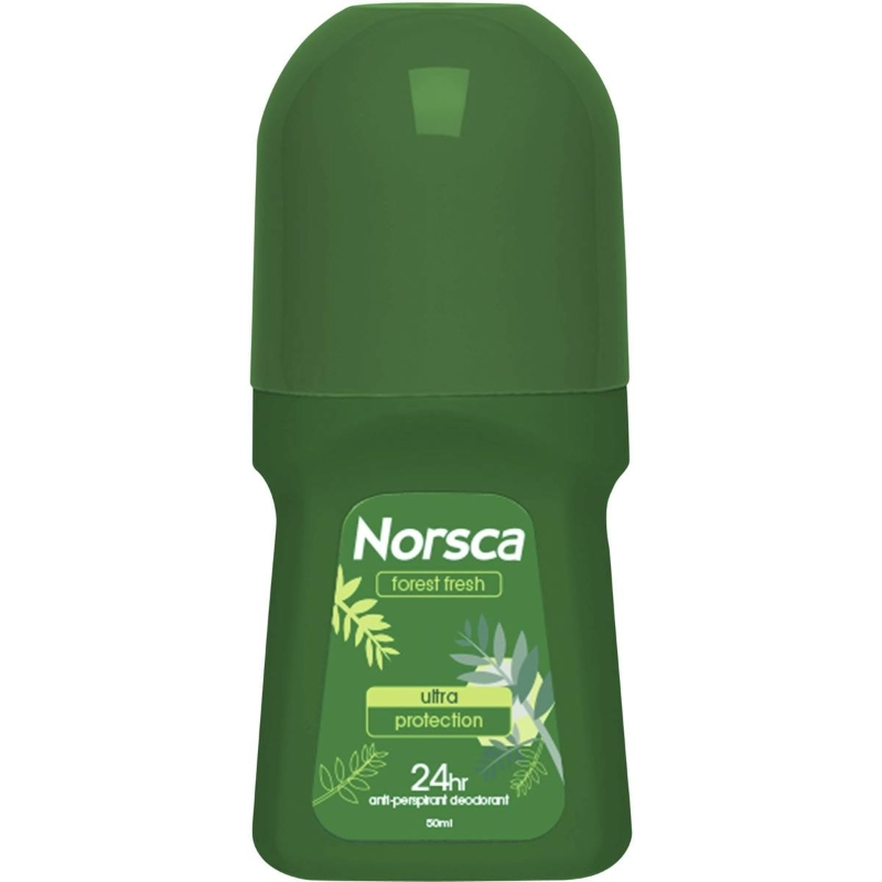 Norsca Deodorant Roll On Forest Fresh 50ml