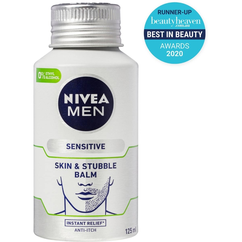 Nivea Men Sensitive Instant Relief 125ml