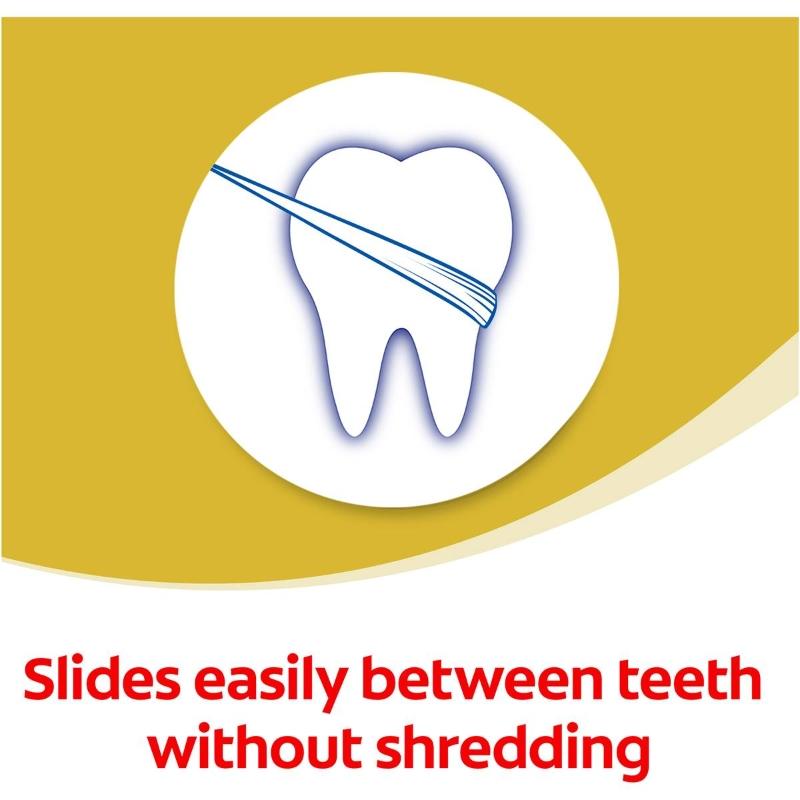 Chỉ nha khoa Colgate Total Tartar Control Durable Oral Care Dental Floss 25m