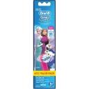 Oral B Vitality Power Toothbrush Kids Frozen Refills 4 Pack