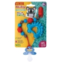 Nuby Silicone Beaded Pacifinder with Teether