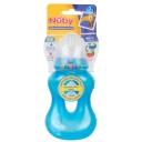 Bình tập uống nước - Nuby Lil Gripper Bottle & Cup 240ml