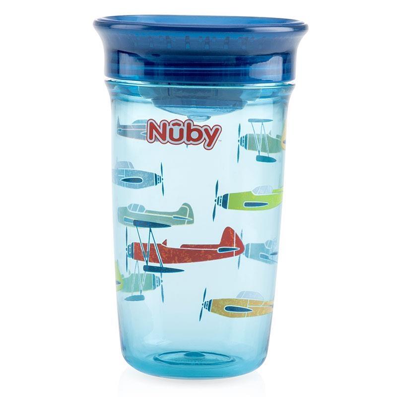 Cốc tập uống nước - Nuby Tritan 360 Wonder Cup