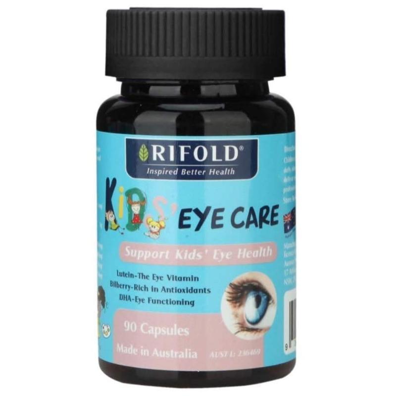 Rifold Kids Eye Care 90 Capsules