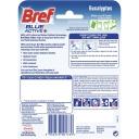 Viên tẩy bồn cầu Bref Blue Active Toilet Cleaner Eucalyptus 50g