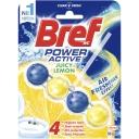 Viên tẩy bồn cầu Bref Power Active Toilet Cleaner Lemon 4 In 1 50g