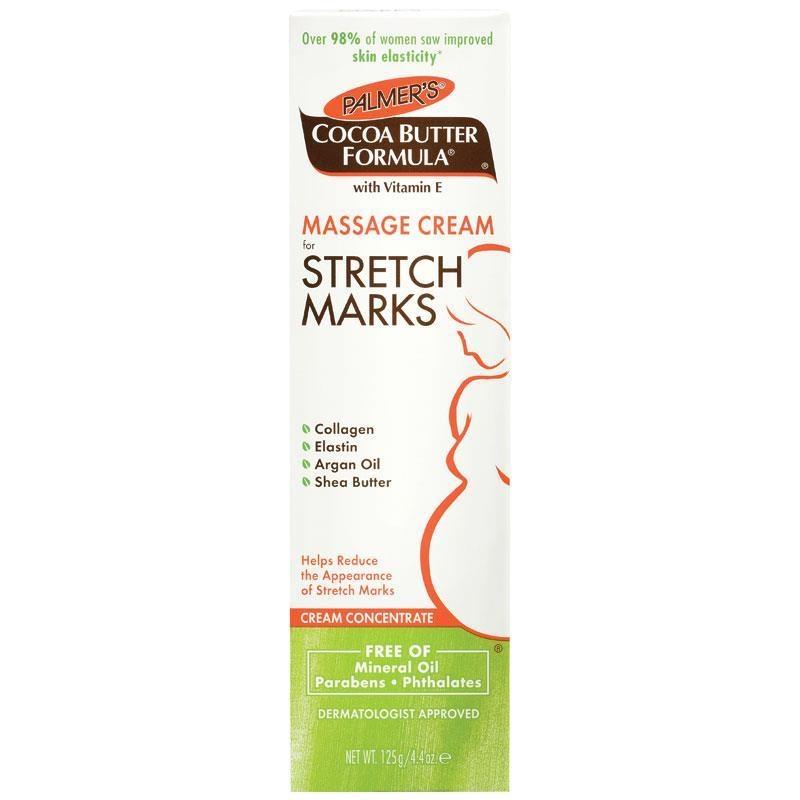 Kem trị rạn da Palmers Cocoa Butter Formula Massage Cream for Stretch Marks 125g