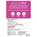 Viên sủi collagen - Voost Collagen Effervescent 60 Pack Exclusive Size