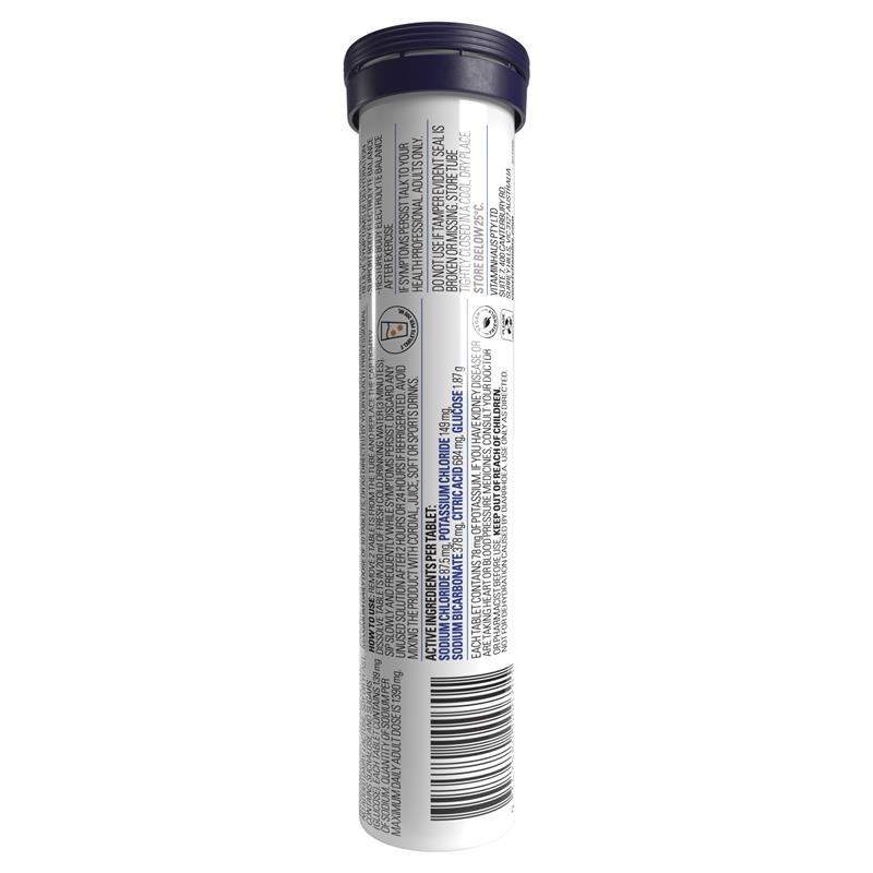 Viên sủi Voost Hydrate Orange Effervescent Tablets 20 Pack