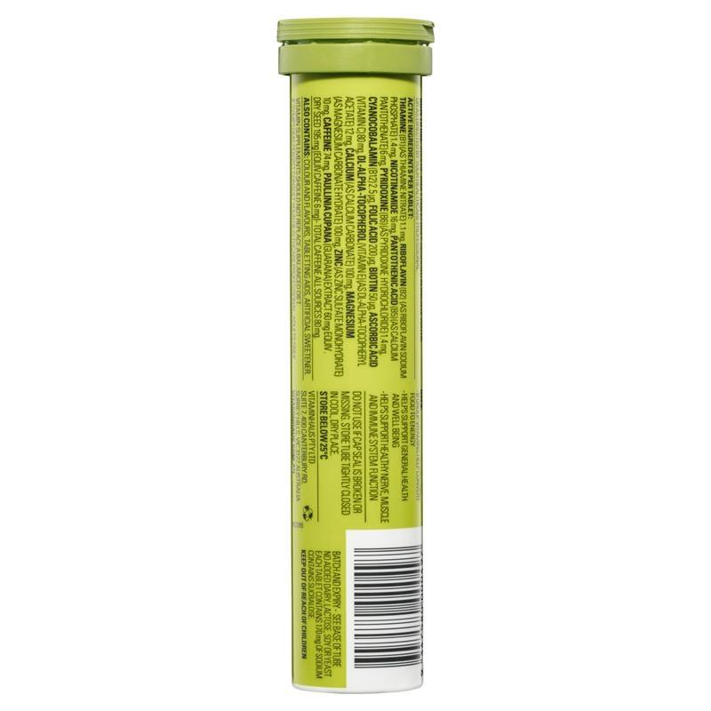 Viên sủi - Voost Energy Effervescent 20 Pack