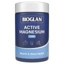 Viên uống bổ sung magie - Bioglan Active Magnesium 1000mg 150 Tablets