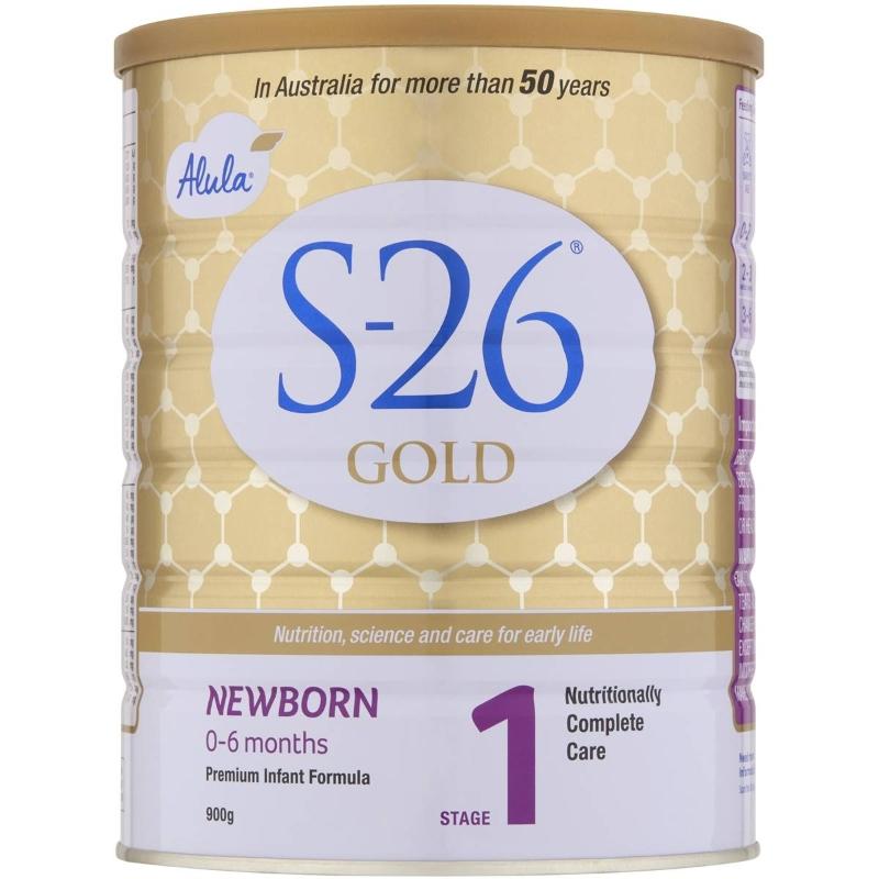 S-26 Alula Gold Newborn 0 -6 Months 900g