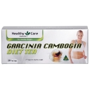 Trà giảm cân Healthy Care Garcinia Cambogia Diet Tea 20 Tea Bags