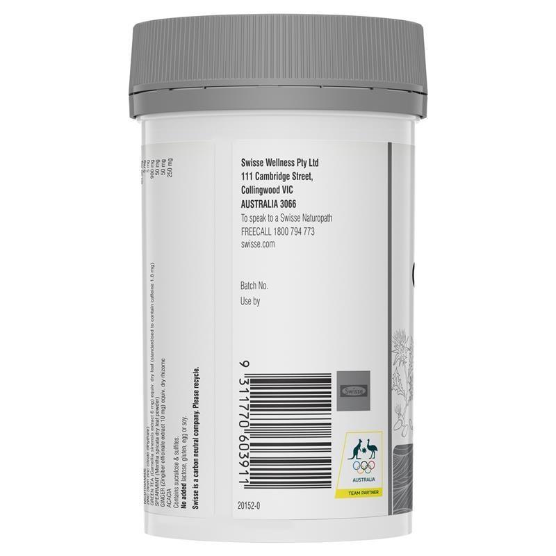 Bột uống đẹp da, thải độc gan Swisse Beauty Collagen Detox 120g