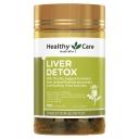 Thải độc gan - Healthy Care Liver Detox 100 Capsules