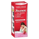Siro giảm đau, hạ sốt cho bé từ 1-24 tháng Tylenol for Babies (1 Month - 2 Years) 200ml