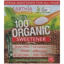 Đường cỏ ngọt hữu cơ 40 gói Earthia Organics Stevia 100% Natural Organic Sweetener Sticks 40 Pack