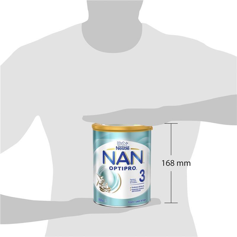 NAN Optipro Toddler Stage 3 800g