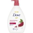 Sữa tắm Dove Go Fresh Body Wash Pomegranate And Lemon Verbena 1l