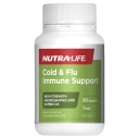 Nutra-Life Cold & Flu Immune Support 60 Capsules
