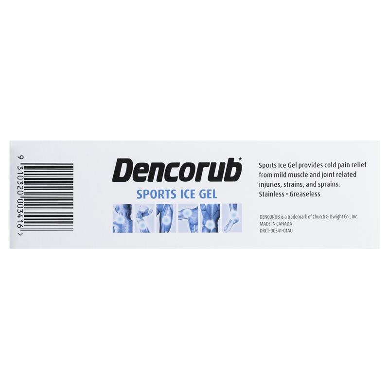Dencorub Sports Ice Gel 150g