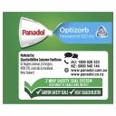 Viên uống giảm đau - Panadol with Optizorb Paracetamol Pain Relief Tablets 500mg 100