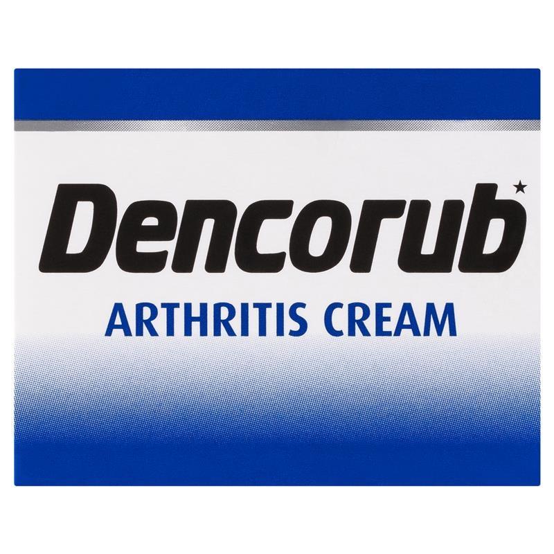 Dencorub Arthritis Cream 100g