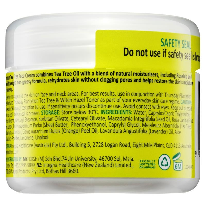 Thursday Plantation Tea Tree Clear Skin and Acne Control Pack