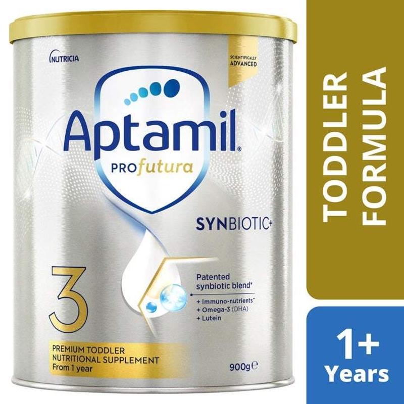 Aptamil Profutura Synbiotic+ Stage 3 Toddler Formula 900g