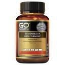 GO Healthy Kombucha with Turmeric 12B 1 A Day 40 Vege Capsules