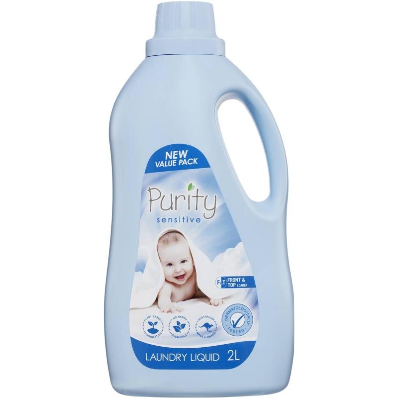 Nước giặt quần áo  Purity Sensitive Laundry Liquid 2L