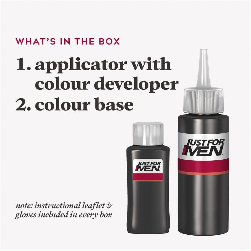 Just For Men Hair Colour Dark Brown 100g