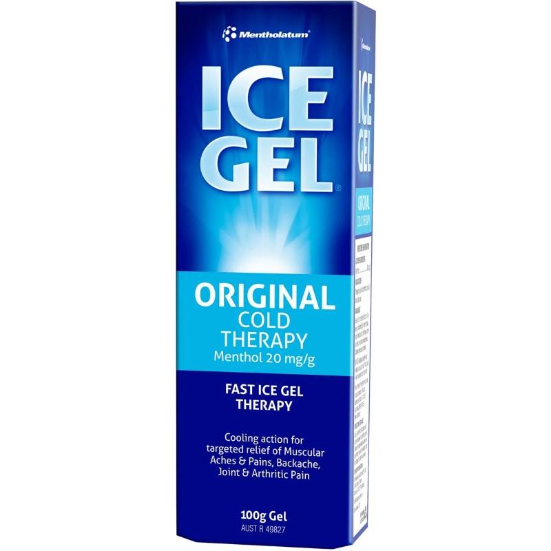 Mentholatum Ice Gel Therapy 100g