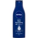 Sữa dưỡng thể chiết xuất dầu hạnh nhân Nivea Rich Nourishing Body Lotion Moisturiser+almond Oil 250ml