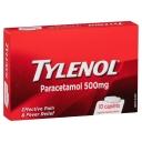 Thuốc giảm đau, hạ sốt - Tylenol Paracetamol 500mg Caplets X 10