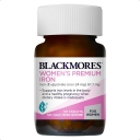 Blackmores Womens Premium Iron 30 Tablets