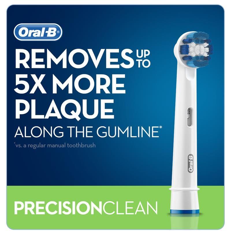 Oral B Precision Clean Refills 8 Pack