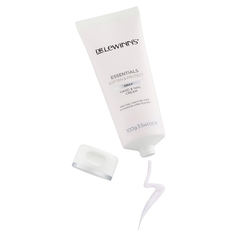 Kem dưỡng da tay và móng tay Dr LeWinn's Essentials Hand & Nail Cream 100G