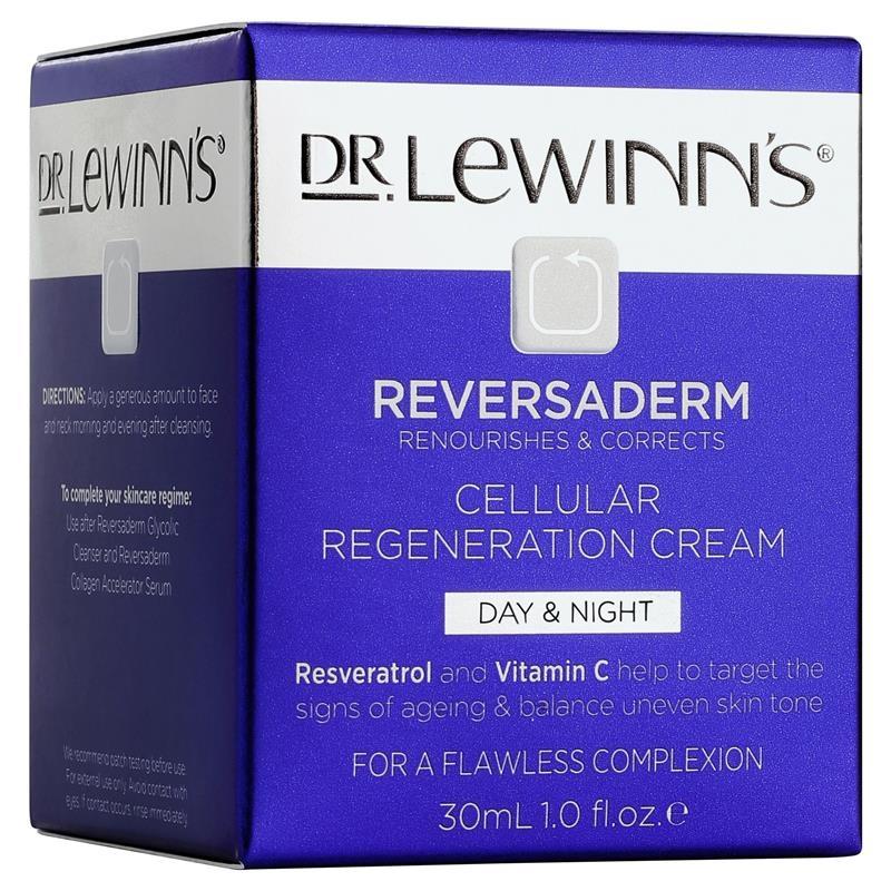 Kem dưỡng da Dr LeWinn's Reversaderm Antioxidant Regeneration Cream 30ml