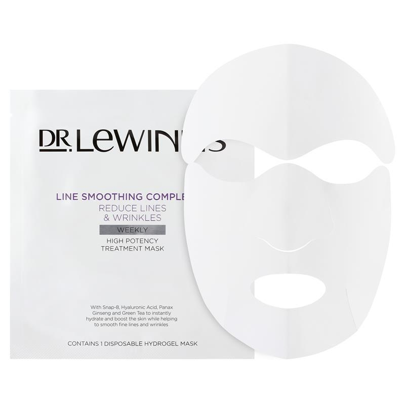 Mặt nạ Dr LeWinn's Line Smoothing Complex High Potency Sheet Mask