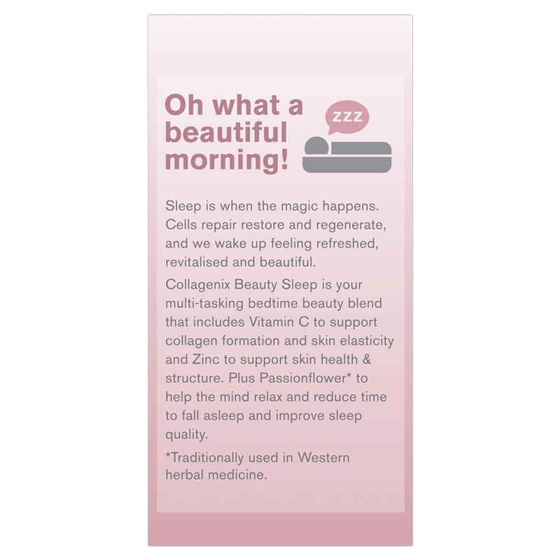 Naturopathica Collagenix Beauty Sleep 60 Tablets