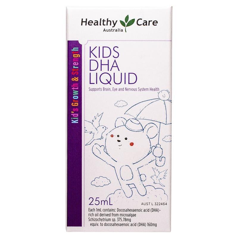 Healthy Care Kids DHA Liquid 25ml