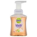 Nước rửa tay Dettol Soft on Skin Foaming Hand Wash Lime and Orange Blossom 250ml