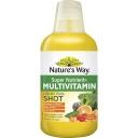 Nature's Way Super Nutrient & Multivitamin Liquid Shot 500mL