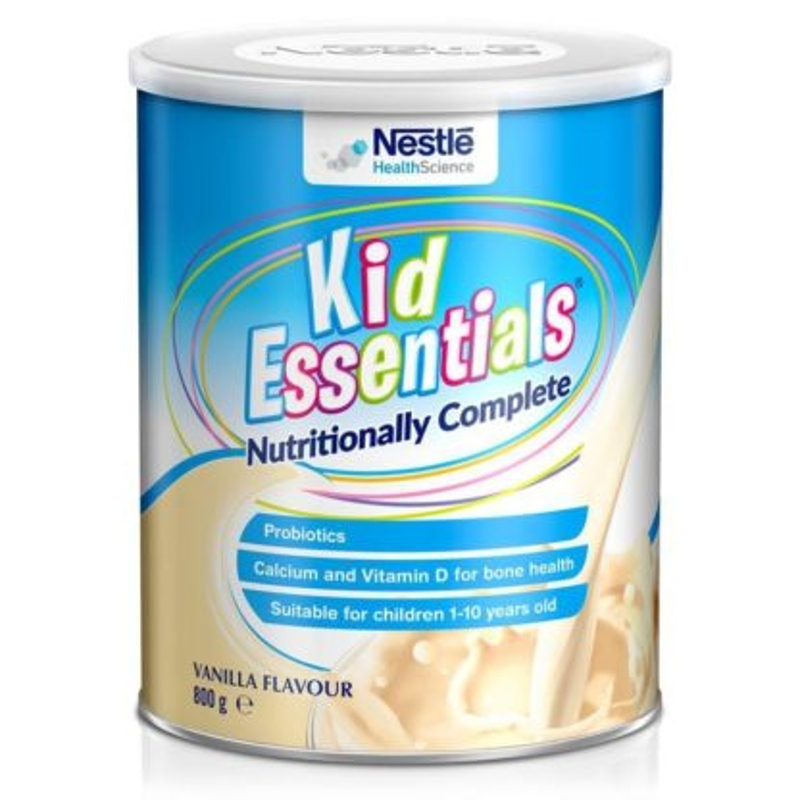 KID ESSENTIALS® NUTRITIONALLY COMPLETE 800G