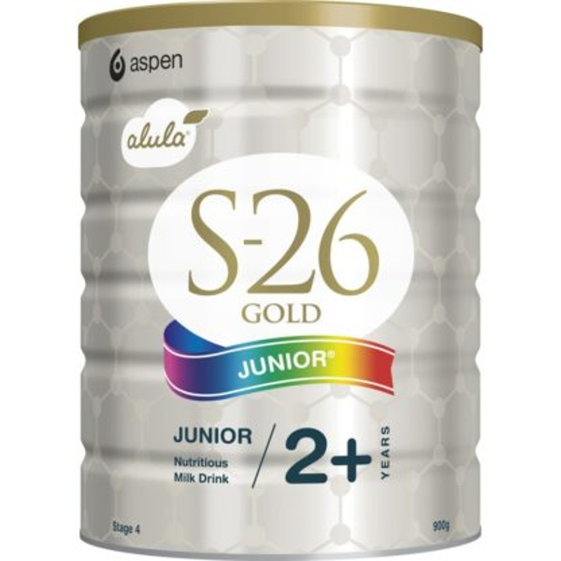 S26 Gold Alula Junior 2 Years + 900g