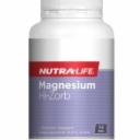 Viên uống bổ sung magie Magnesium Hi-Zorb 60 caps