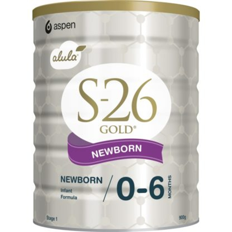 S26 Gold Alula Newborn 0 -6 Months 900g