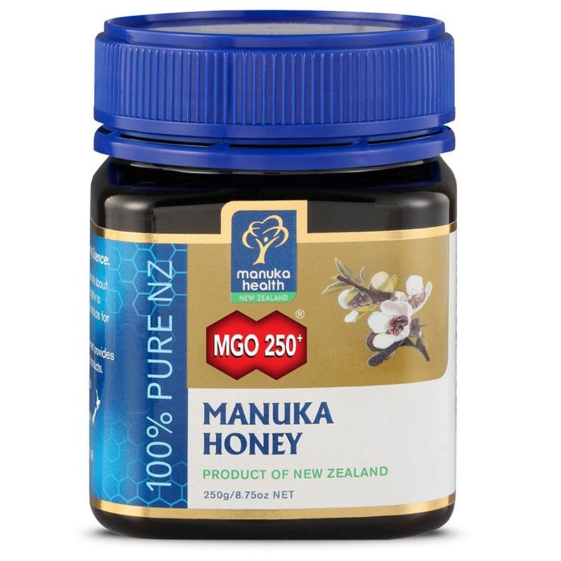 Manuka Health MGO 250+ Manuka Honey 250g (Not For Sale In WA)